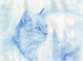 Snowy by ConnyDuck