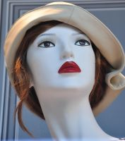 monumental mannequin Geneva -LUSTY close-up series by Rikitza