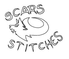 Scars and Stitches logo by psychedashell