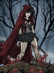 Red Riding Hood by grantgoboom