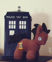 My little pony- Dr. Whooves- for sale by Kazeki-chan