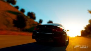 BMW F32 M4 (Sun time) by RZ-028-Hellblaze
