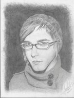 Mikey Way My Chemical Romance by drowninthefear