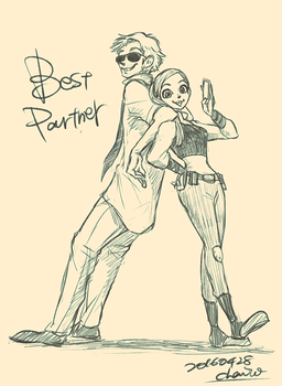 Best partner by chacckco