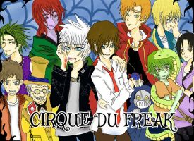 Cirque Du Freak: Sons of Destiny by JazminKitsuragi
