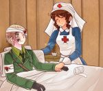 APH: Nurse of the Mediterranean by SaMelodii
