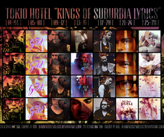 28 Kings of Suburbia icons by DarknessEndless
