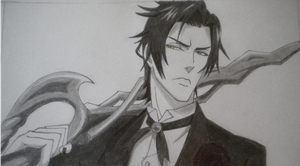 Claude Faustus by ShadowofChaos666