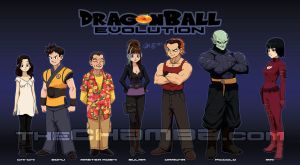 DragonBall: evolution by theCHAMBA