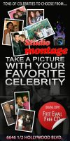 Studio Montage Hollywood Flyer by zerwell