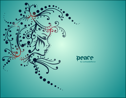 Peace by cunfuzzled4ever