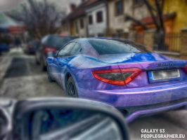CHAMELEON MASERATI by peoplegrapher