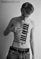 Piano Player by Vlue