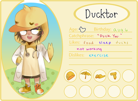 the ducktor by judaru