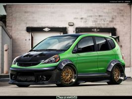 Honda Fit-R by Geza60