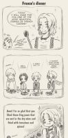 APH: France's dinner by Tayo-kun