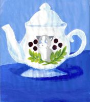 Bishop's Teapot by FrostheartIsSiamese