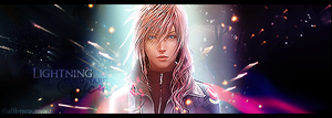 Lightning signature by Raffi-nyaunyau