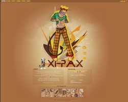 Profile done for xi-pax @GO by 2cq