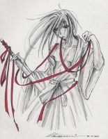 The Red Thread by Yiji