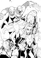 Thunderbolts by TheBoo