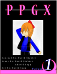 PPGX Volume 01-Cover by loppd16