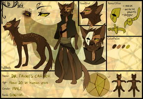 XX WoT App: Dr. Fawkes Carver XX by DoctorCritical
