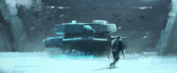 011 Tankfighter by C780162