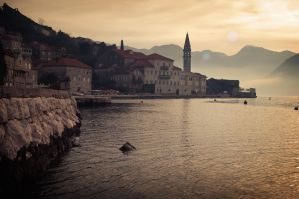 Perast, Montenegro... by psdlights