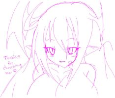 MSN Lily Doodle by OverlordZeon