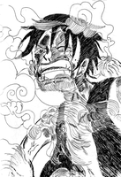 One Piece 513: Anguish by HiroyValesti