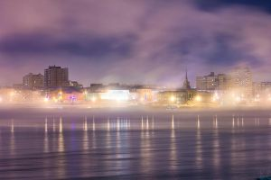 Enisey in January by PabloRusto