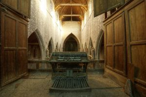 Dark Shadow Church 11 by yanshee