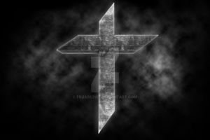 Metal Cross by fsuarez913
