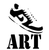 nike stencil by ARTpulse