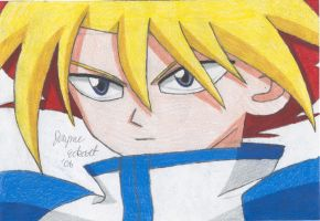 Kain McDonnell 01 by Inuyasha-Ryou