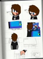 tron a new beginning page 2 by BillyBCreationz