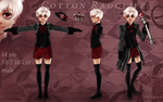 Cotton Reference sheet by miesmud