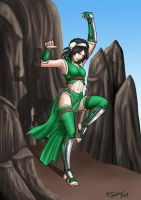 COLOUR_Toph by SweetAmberkins
