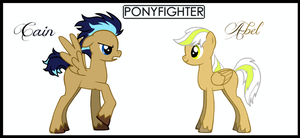 PONYFIGHTER by inaeriksson