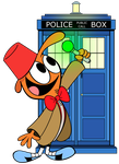 Doctor Wander :) by X-BlackPearl-X