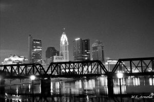 Columbus, Ohio by WEArnold