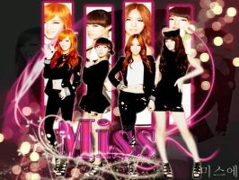 Say A~Miss A by Nickoland