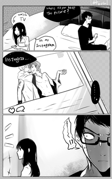 When you realize your sister is a fujoshi by 123Shei-chan321