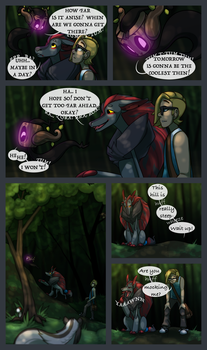 Trick of the Night: Page 114 by flyteck