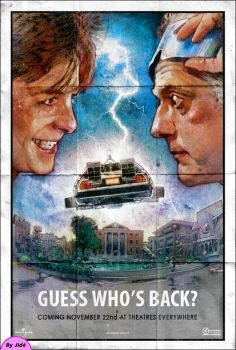 Back to the Future 2 by Jide-O-Vision