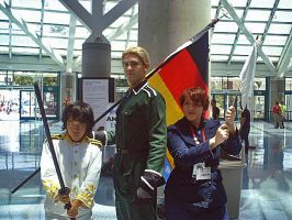 AX 10: The Axis Powers by theEmperorofShadows