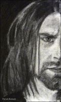 Kurt Cobain by Patrick-Kennedy-Art