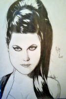 Evanescence - Amy Lee by MikVult