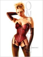 Hot Corset by LorenzoDiMauro